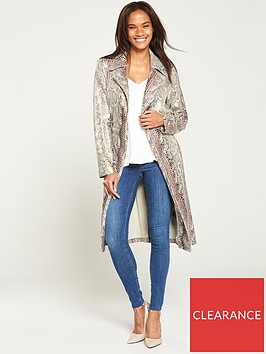 v-by-very-wrap-trench-coat-snake-print