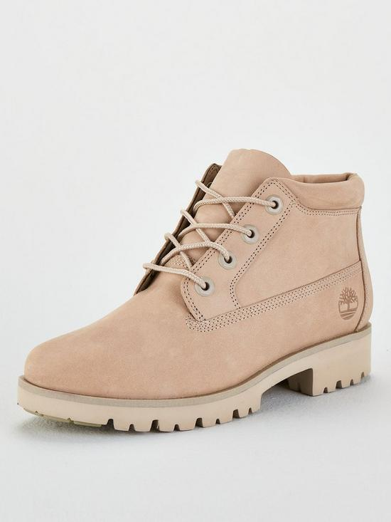 566511fc5f485 Timberland Classic Lite Nellie Ankle Boots - Nude Pink | very.co.uk