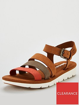 timberland-lottie-lou-flat-sandals-rust