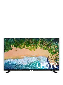 Samsung Ue43Nu7020 43 Inch Ultra Hd Certified, Hdr, Smart, 4K Tv