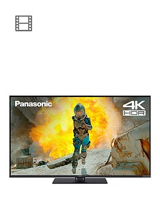 Panasonic TX- 55FX550B55 inch, 4K Ultra HD, HDR, Freeview Play, Smart TV