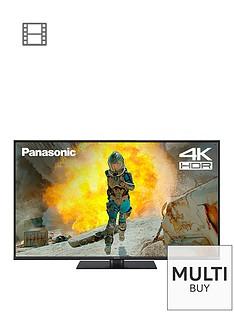 Panasonic TX- 43FX550B43 inch, 4K Ultra HD, HDR, Freeview Play, Smart TV