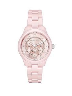 michael-kors-michael-kors-runway-pink-multi-dial-pink-ceramic-bracelet-ladies-watch