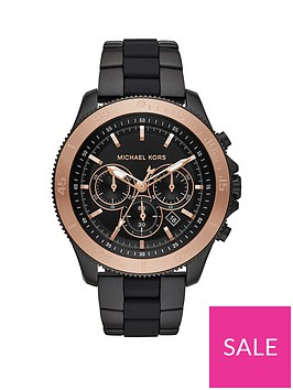 michael-kors-michael-kors-black-and-rose-gold-chronograph-dial-black-ip-stainless-steel-and-silicone-bracelet-mens-watch