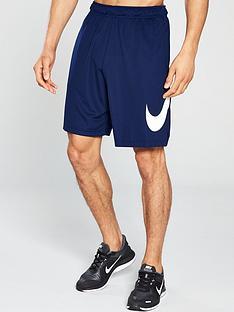 nike-hbr-dry-training-shorts--nbspblue-void