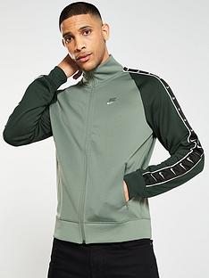 nike-sportswear-statement-taped-track-jacket-vintagenbspgreen