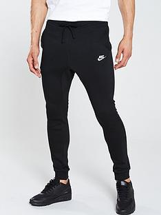 98dc85aee6e0 Nike Sportswear Club Fleece Joggers - Black