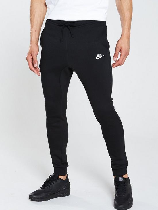 bca6dc46e8e51f Nike Sportswear Club Fleece Joggers - Black