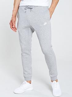 265fb2e7cb9d Nike Sportswear Club Fleece Joggers - Dark Grey Heather