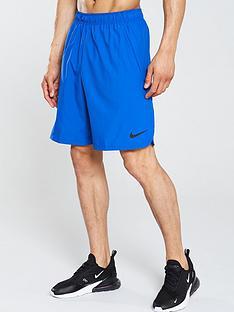 85e2ff2a4672 Nike Flex Woven Training Shorts - Game Royal