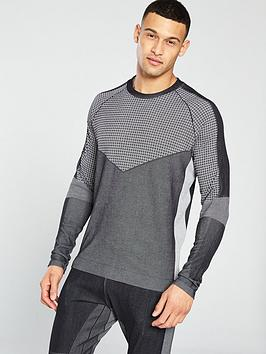 nike-sportswear-tech-pack-knit-long-sleeve-top-black