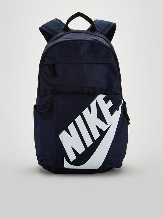 e2473fa2b16 Nike Sportswear Elemental Backpack - Navy | very.co.uk