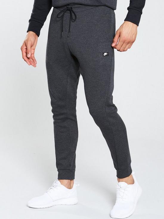 69ae67b10ea1 Nike Sportswear Optic Joggers - Black Heather   very.co.uk