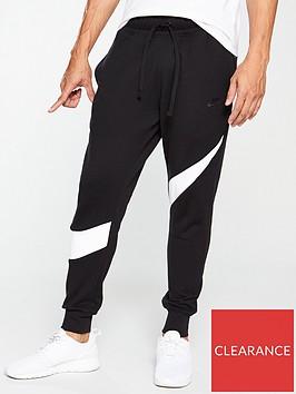 nike-sportswear-statement-swoosh-fleece-joggers-black