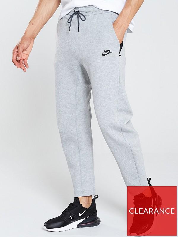 Nike Sportswear Tech Fleece Joggers Dark Grey Heather Very Co Uk