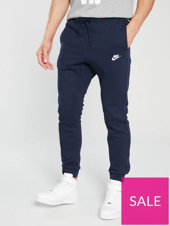 ac0f2f21 Nike Sportswear Club Fleece Joggers - Obsidian | very.co.uk