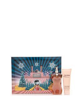 jean-paul-gaultier-classique-100ml-eau-de-toilette-andnbsp75ml-body-lotion-gift-set