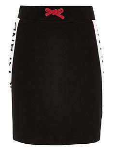 river-island-girls-black-ri-tape-skirt