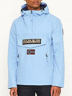 napapijri-rainforest-pocket-anorak-light-blue