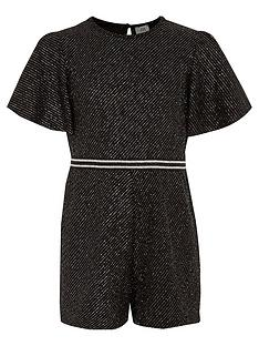 river-island-girls-black-sparkly-playsuit