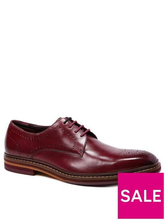 9e8173053d0ed Ted Baker Bertoks Brogue Shoe