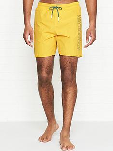 napapijri-varco-swim-shorts-yellow
