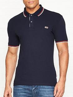 napapijri-taly-tipped-pique-polo-shirt-navy