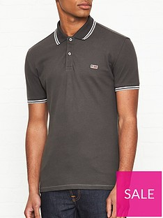 napapijri-taly-tipped-pique-polo-shirt-charcoal