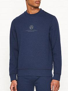 napapijri-balme-technical-sweatshirt-navy