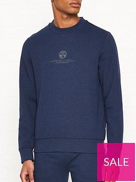 napapijri-balme-technical-sweatshirt-navy