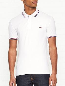 napapijri-taly-tipped-pique-polo-shirt-white