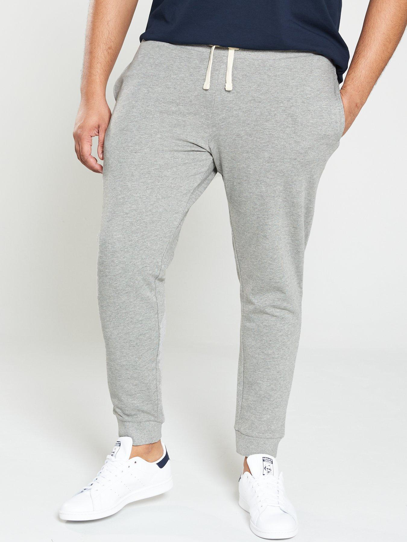 Strong-Willed River Island Baby Boys Grey Marl Joggers Age 12-18 Months Bottoms Boys' Clothing (newborn-5t)