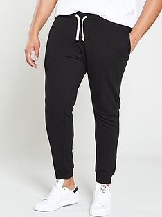 jack-jones-plus-holmen-sweat-pants-black