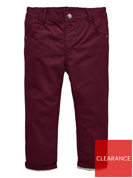 651f602d077d Baker by Ted Baker Baby Boys Chino Trouser