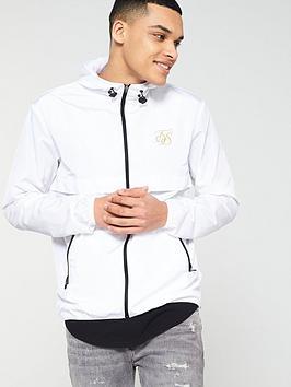 sik-silk-wind-runner-jacket-white