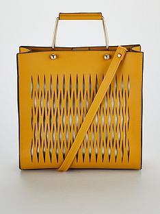 v-by-very-laser-cut-metal-handle-tote-bag