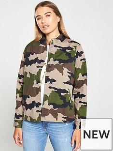 0dab2f028 V by Very Camouflage Print Jacket - Camo