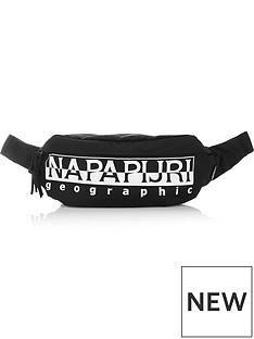 napapijri-mens-happy-bum-bag-black