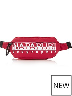napapijri-mens-happy-bum-bagnbsp--red