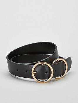 v-by-very-orla-double-buckle-belt-black