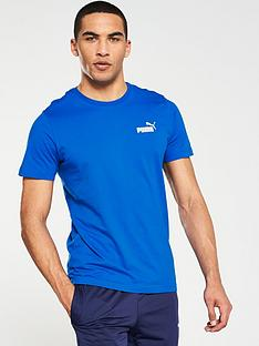 puma-essentialnbspsmall-logo-t-shirt-royal-bluenbsp