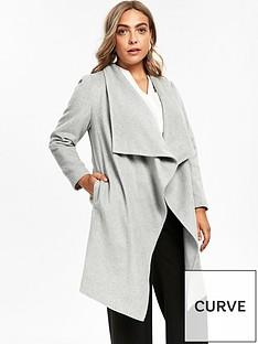 evans-drawn-waterfall-coat-grey