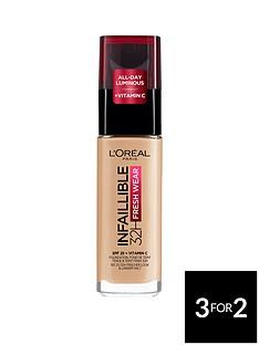 loreal-paris-infallible-24hr-freshwear-liquid-foundation-30ml