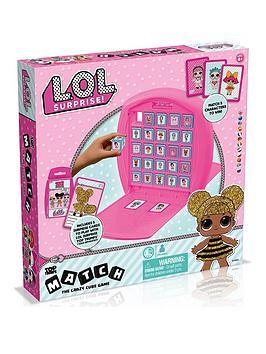 lol-surprise-lol-surprise-top-trumps-match-board-game
