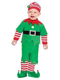 child-elf-costume