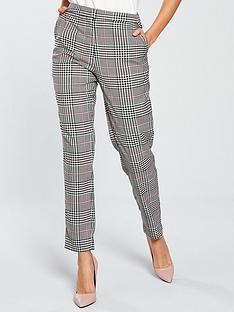 vero-moda-cheerful-check-trousers