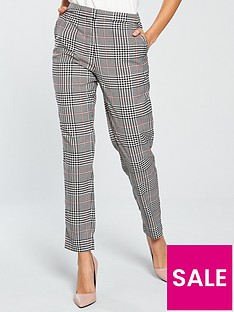 vero-moda-cheerful-check-trousers