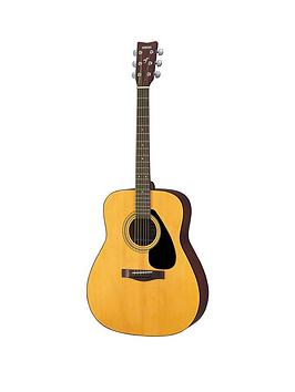 stagg-yamaha-f310-natural-acoustic-guitar-with-bag-strings-strap-and-online-lessons
