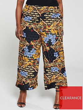 v-by-very-curve-jacquard-crop-trousers-multi