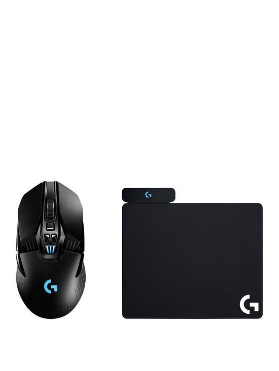b20ef6b55fb Logitech Powerplay Wireless Charging System and G903 Lightspeed Wireless  Gaming Mouse